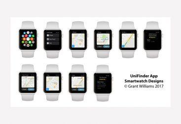 UniFinder App High Res Designs