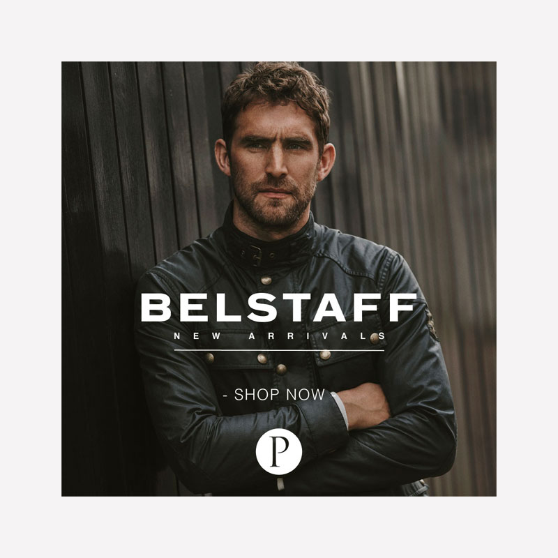 Pritchards Belstaff New Arrivals