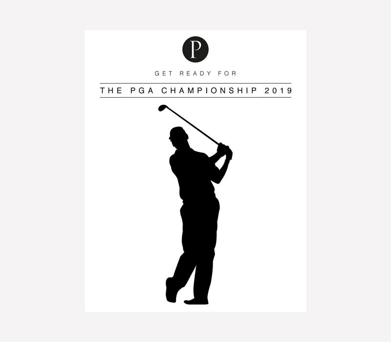 PGA Championship Graphic