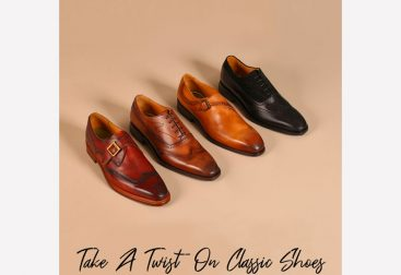 Pritchards Classic Shoes Graphic