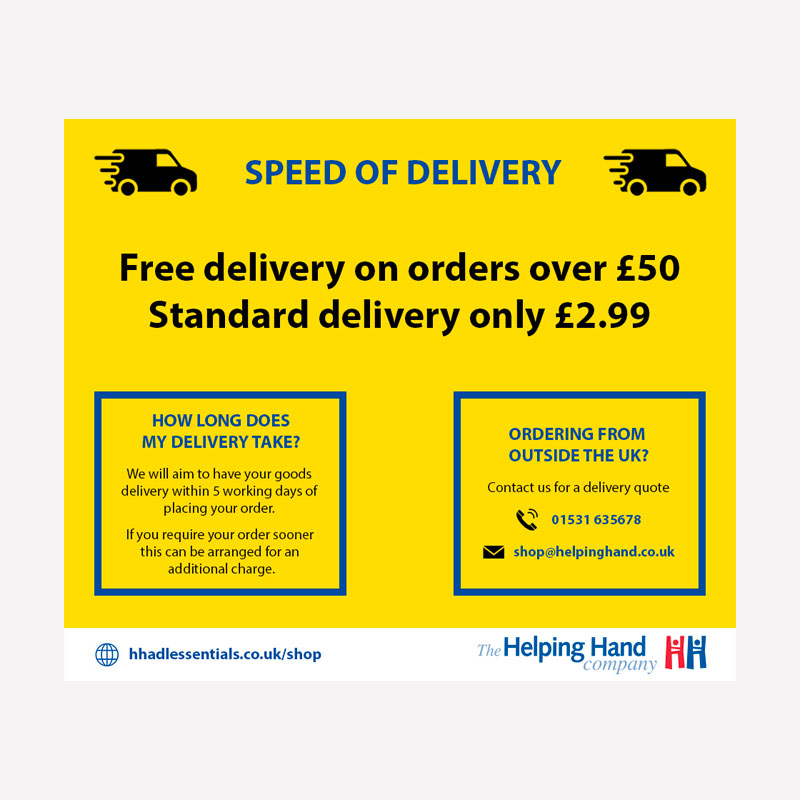 Delivery Graphic