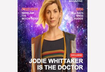 Dr Who Magazine Cover MockUp