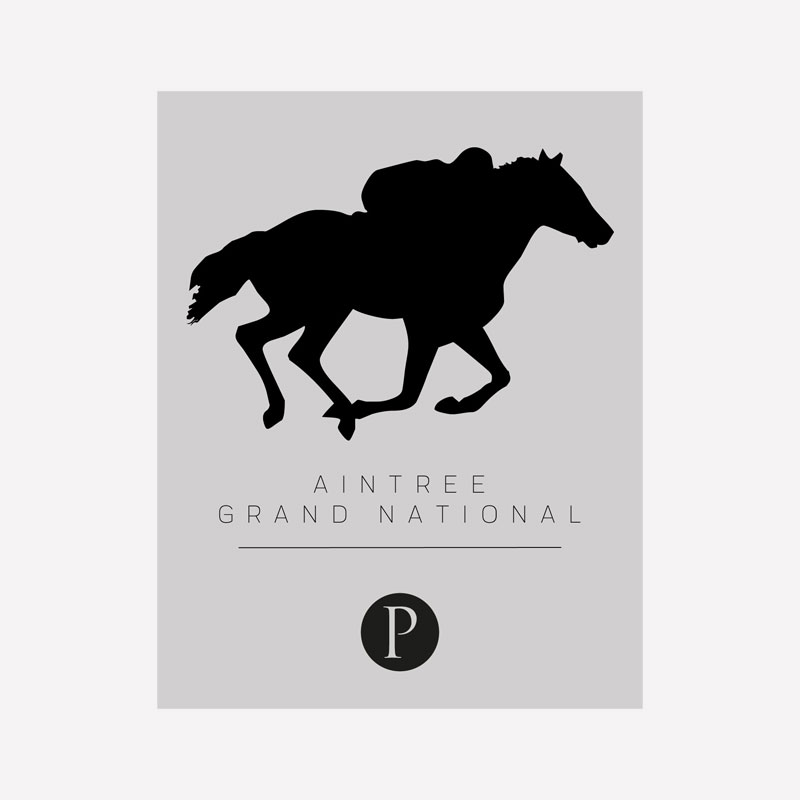 The Grand National Graphic