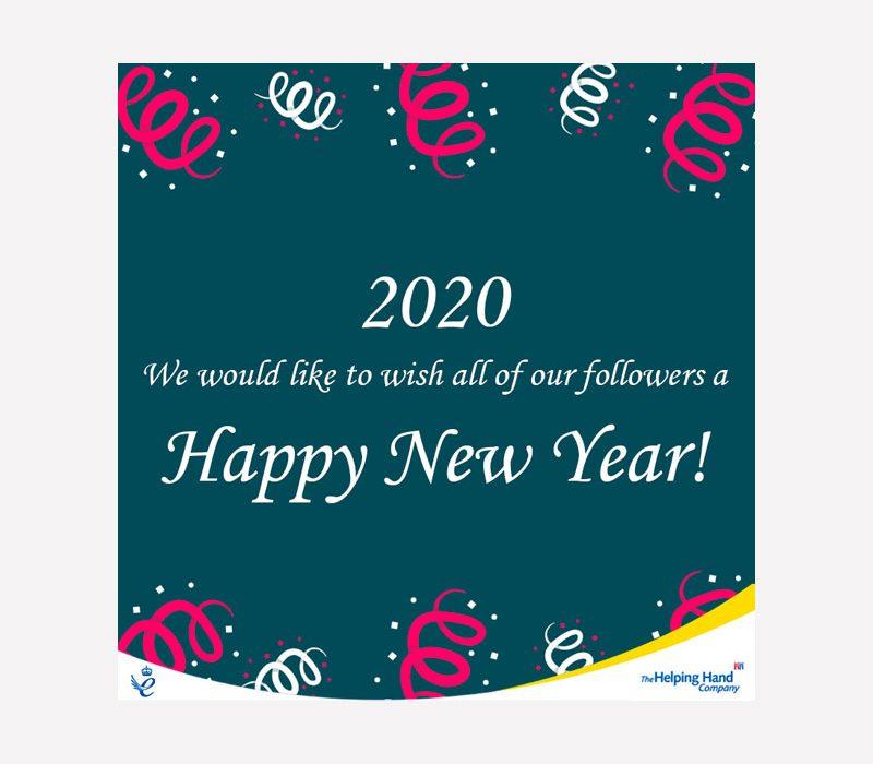 Happy New Year Graphic