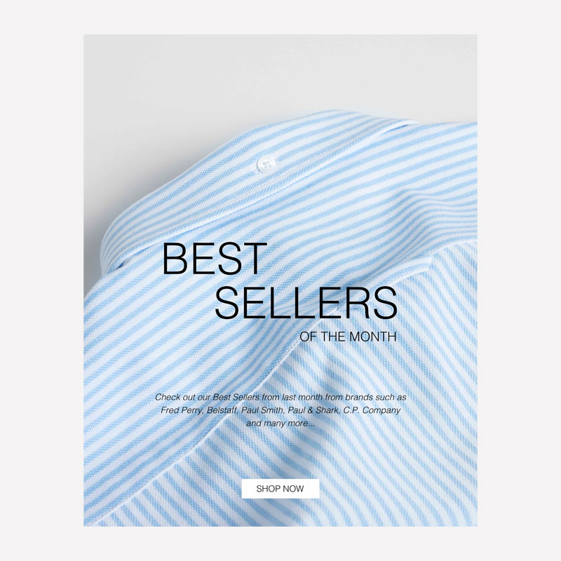 Pritchards: Best Sellers of the Month Graphic