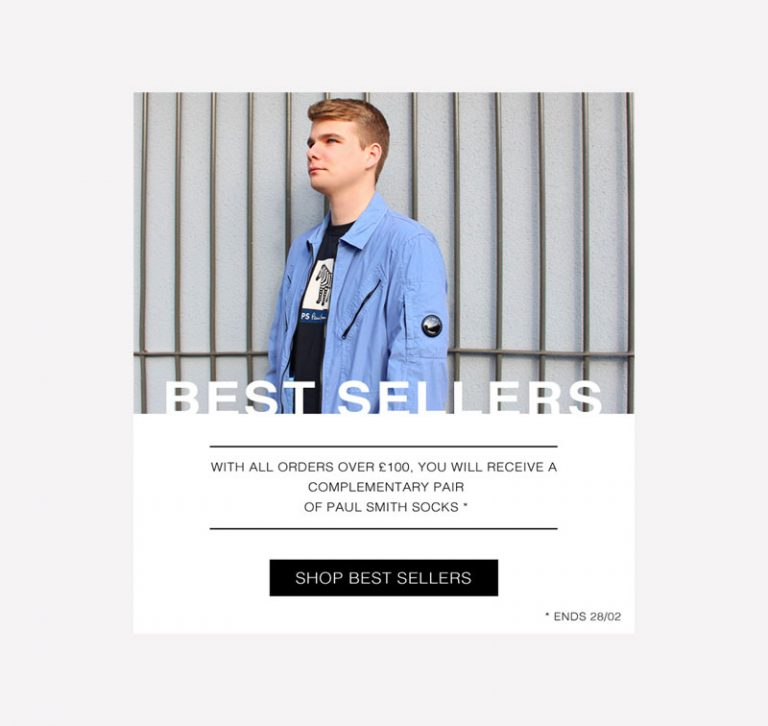 Prtichards Best Sellers Email Graphic