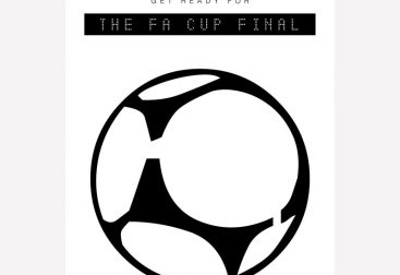 Pritchards FA Cup Final Graphic