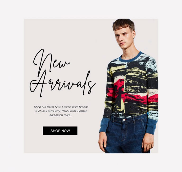 Pritchards New Arrivals Email