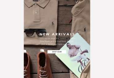 Pritchards New Arrivals Graphic