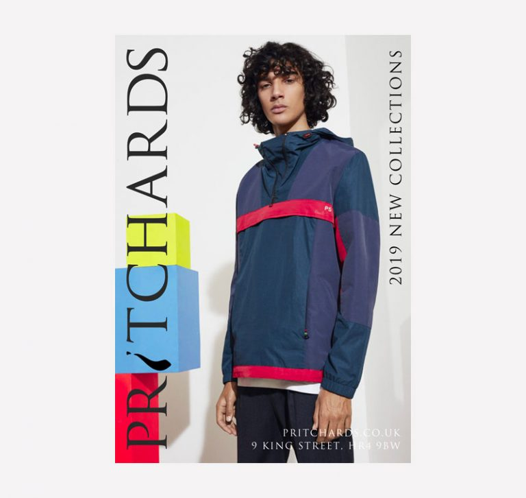 Pritchards New Collection Poster
