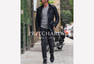 Pritchards Poster