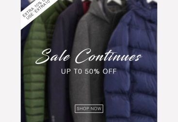 Pritchards Winter Sale Graphic