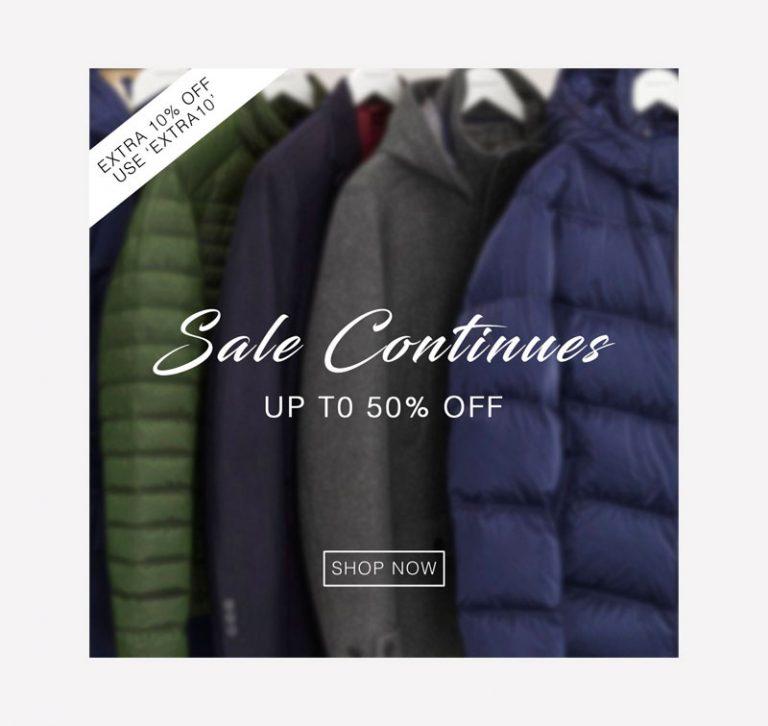 Pritchards Winter Sale Graphic