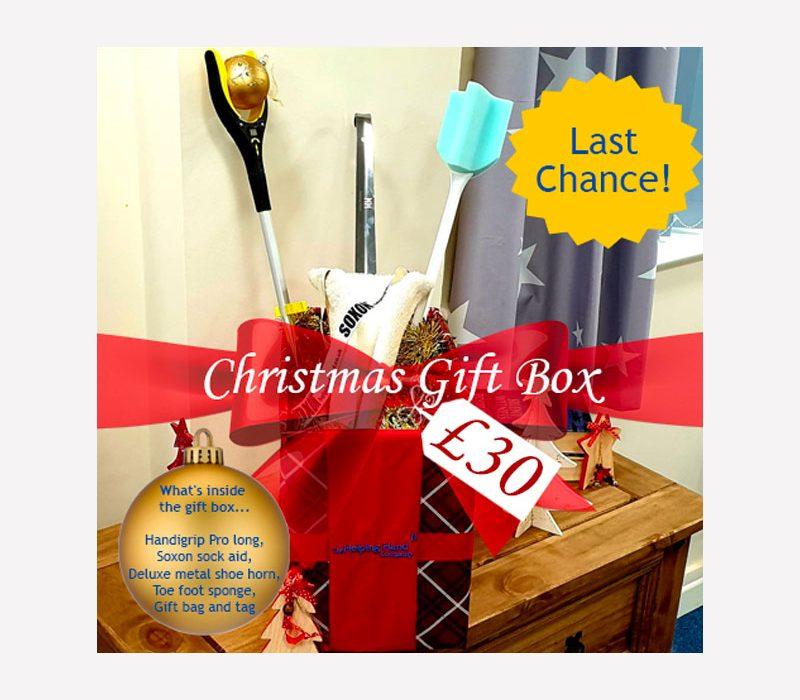 Christmas Gift Box Graphic