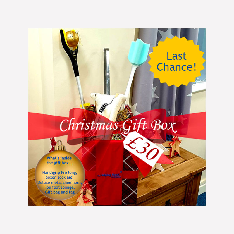 Christmas Gift Box Graphic