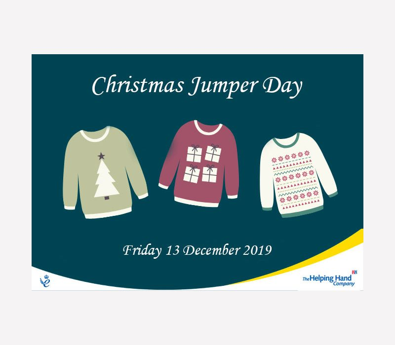 Christmas Jumper Day Graphic